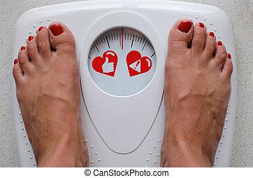 La dieta y la salud