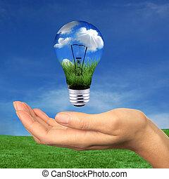 La energía renovable está al alcance