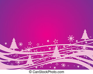 La escena de la Navidad