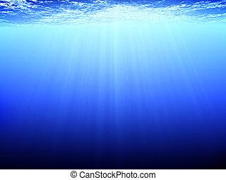 La escena del agua