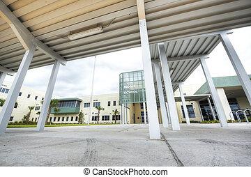 La escuela en Florida