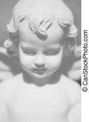 La estatua de Ángel
