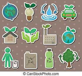 La etiqueta ecológica
