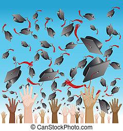 La fiesta de graduación de la Diversidad