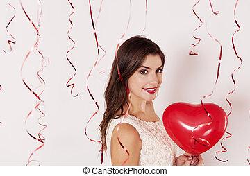 La fiesta de San Valentín