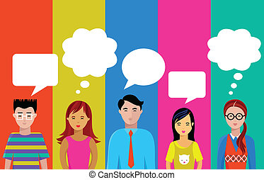 La gente habla