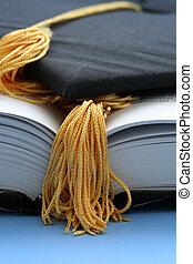 La gorra de graduación