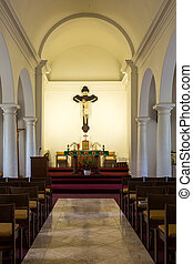 La iglesia católica más antigua de Kauai