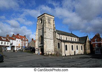 La iglesia de Malton