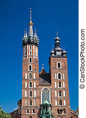 La iglesia de Mariacki
