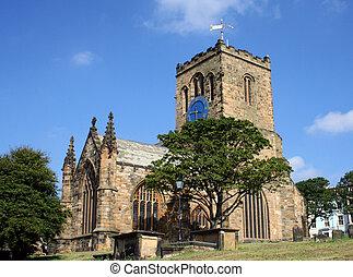 La iglesia inglesa