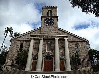 La iglesia Kawaiaha'o