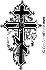 La ilustración cruzada