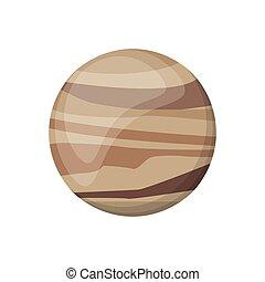 La imagen espacial de Venus