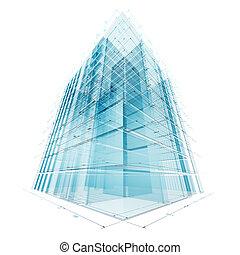 La industria de la construcción de arquitectura