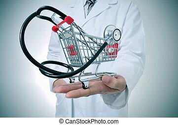 La industria de la salud