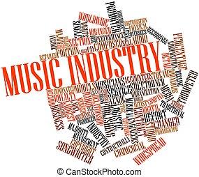 La industria musical