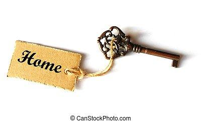 La llave de tu casa