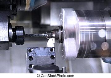 La máquina de procesamiento moderna
