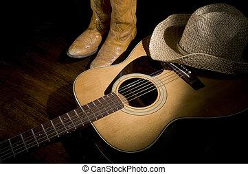 La música country