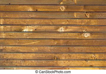 La madera marrón raya en la textura