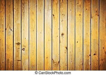 La madera planifica textura. Formularios de cerca.