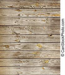 La madera planifica textura