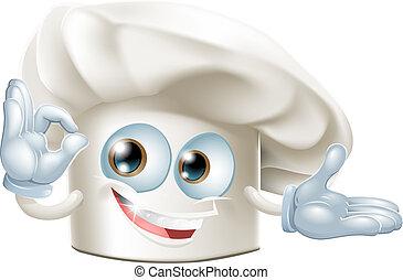 La mascota de Bakers