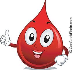 La mascota de sangre