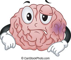 La mascota del cerebro