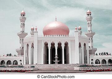 La mezquita de oro
