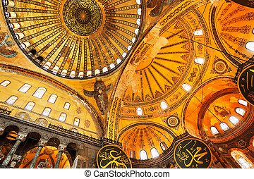 La mezquita Hagia Sofia