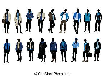 La moda masculina