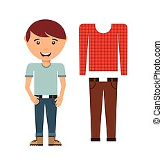 La moda masculina lleva icono