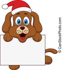 """La Navidad de los dibujos animados con """"si"""" en blanco"""