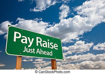 La paga levanta la señal verde