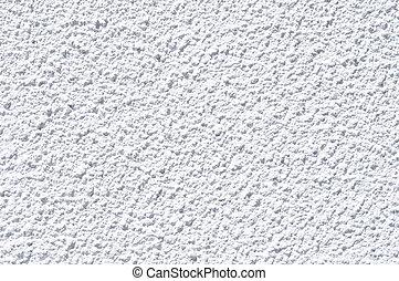 La pared blanca