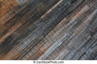 La pared de Redwood