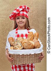 La pequeña panadera
