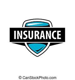 La plantilla de logo de Vector para una compañía de seguros