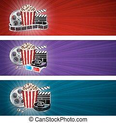 La plantilla del cine