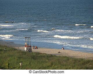 La playa de Carolina