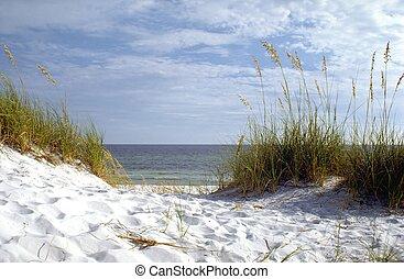 La playa de Florida