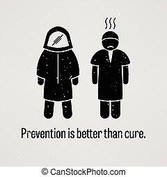 La prevención es mejor que la cura