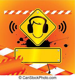 La protección de la oreja debe ser de fondo