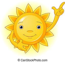 La punta del sol