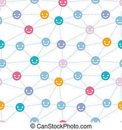 La red de la felicidad se enfrenta a un fondo sin estructura
