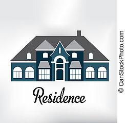 La residencia es clásica