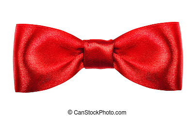 La reverencia de regalo rojo