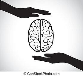 La salud mental protege el cerebro
